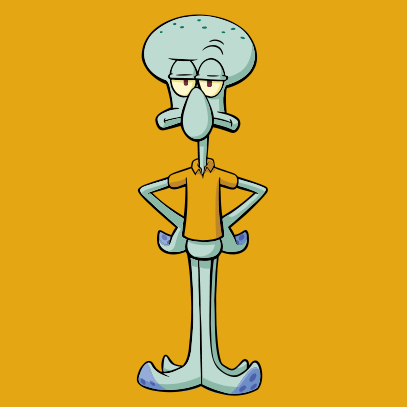 About Squidward