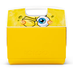 SpongeBob Wink Igloo Playmate Elite Limited Edition Cooler - 16 QT - SpongeBob SquarePants Official Shop