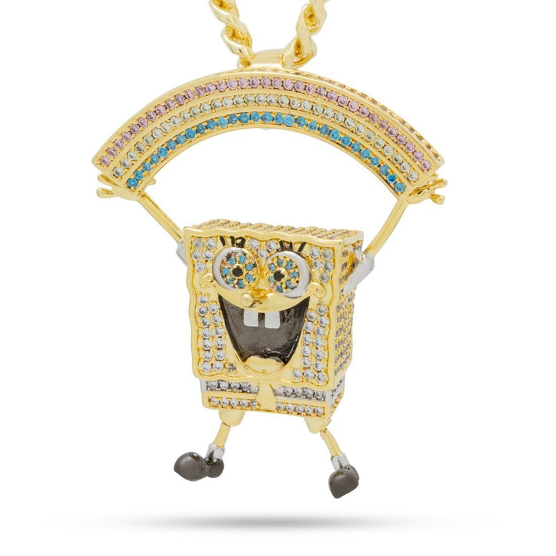 SpongeBob X King Ice - The Imagination Necklace - SpongeBob SquarePants Official Shop
