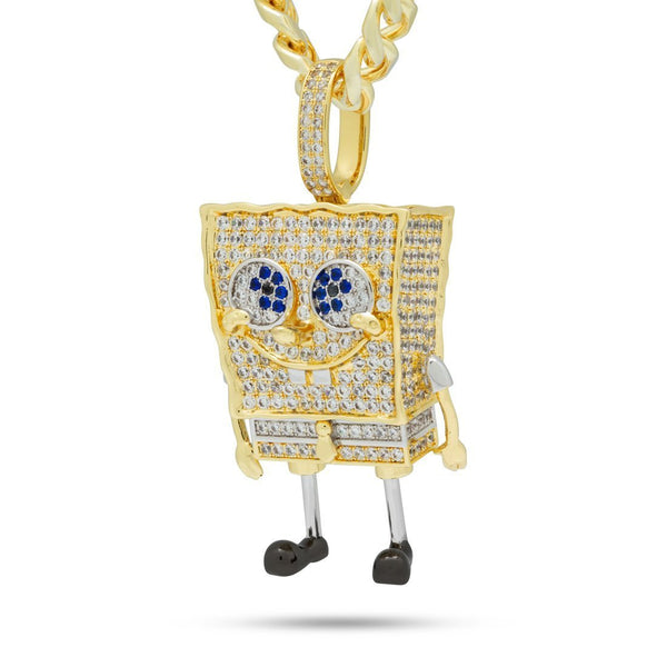 SpongeBob X King Ice - XL SpongeBob SquarePants Necklas - SpongeBob SquarePants Official Shop