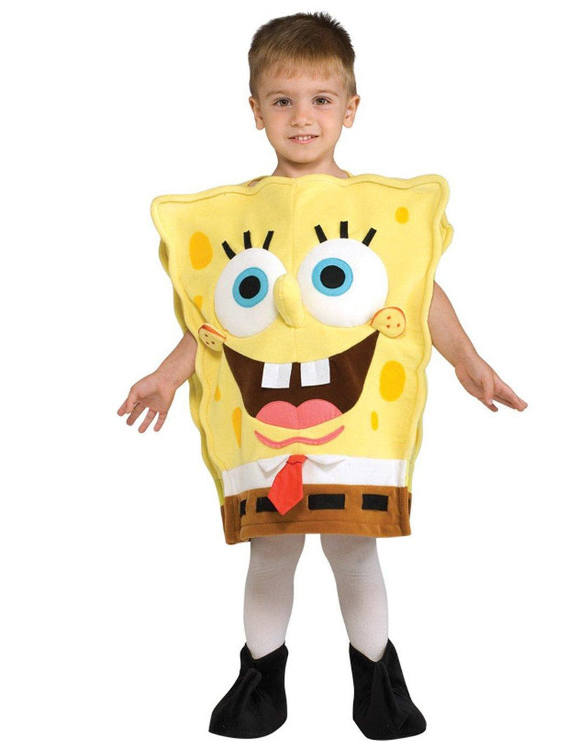 SpongeBob SquarePants Deluxe Toddler Costume - 3T-4T - SpongeBob SquarePants Official Shop