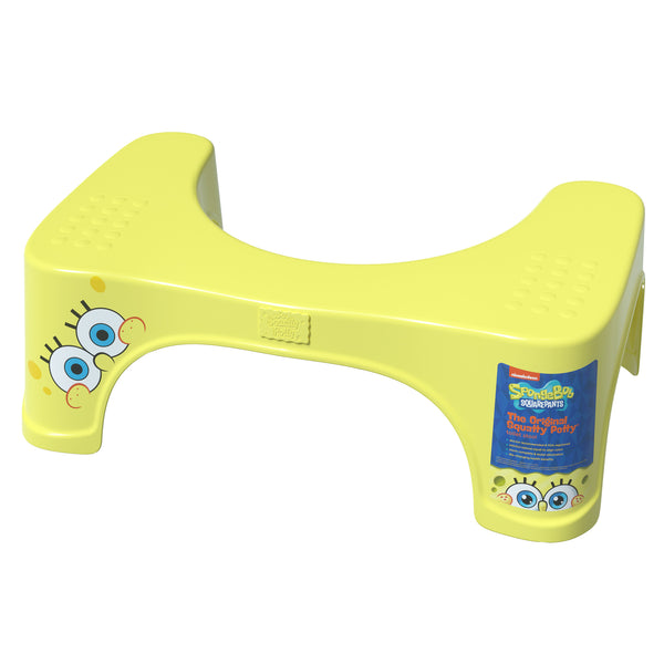 Spongebob Squarepants Toilet Stool by Squatty Potty - SpongeBob SquarePants Official Shop