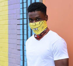 SpongeBob SquarePants BUFF ® Headwear - SpongeBob SquarePants Official Shop
