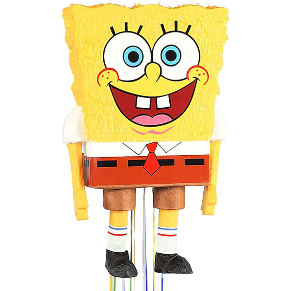 "SpongeBob SquarePants 24"" Pull-String Piñata - SpongeBob SquarePants Official Shop"
