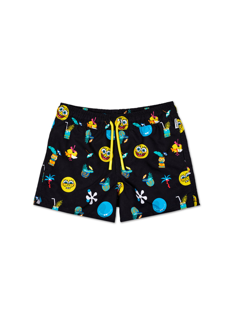 SpongeBob Bikini Bottoms Up Swim Shorts - SpongeBob SquarePants Official Shop