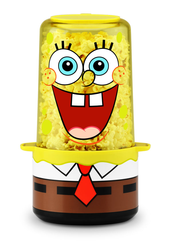 SpongeBob SquarePants Stir Popcorn Maker - SpongeBob SquarePants Official Shop