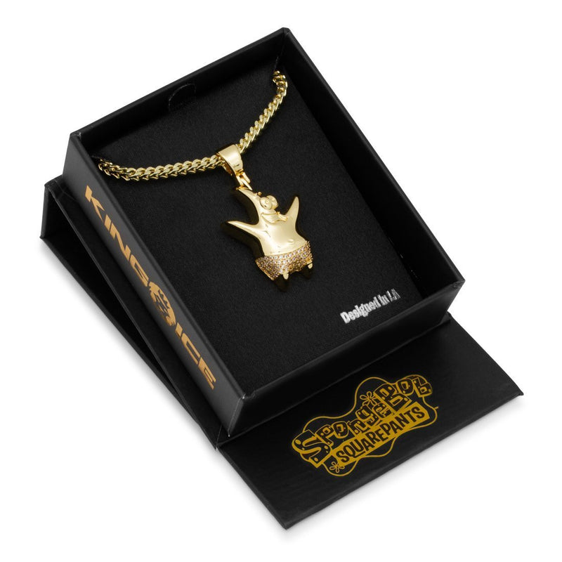 SpongeBob X King ice - Patrick Star Necklace - SpongeBob SquarePants Official Shop