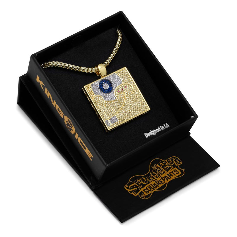 Sponge X King Ice - The SpongeBob SquarePants Necklace - SpongeBob SquarePants Official Shop