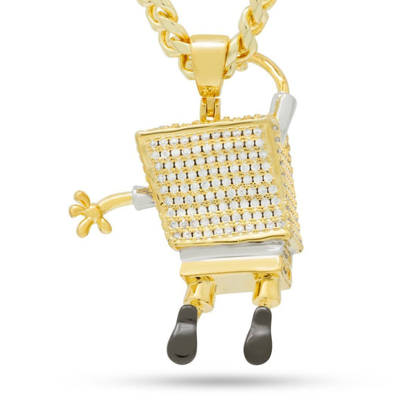 SpongeBob X King Ice - The I'm Ready! Necklace - SpongeBob SquarePants Official Shop