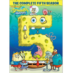 SpongeBob SquarePants: The Complete 5th Season