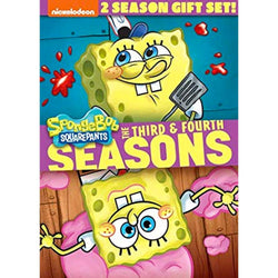SpongeBob SquarePants: Seasons 3 & 4