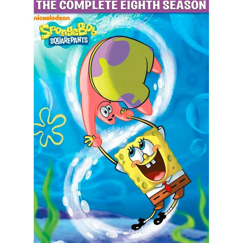 SpongeBob SquarePants: The Complete 8th Season