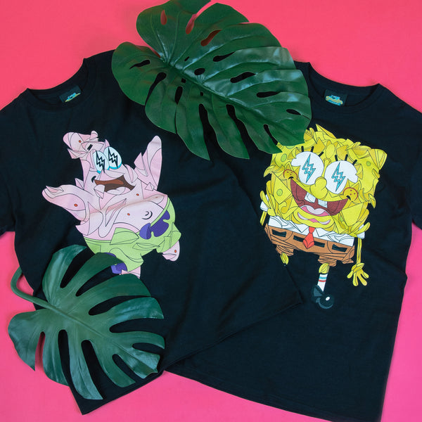 Patrick J Balvin Short Sleeve T-Shirt - SpongeBob SquarePants Official Shop