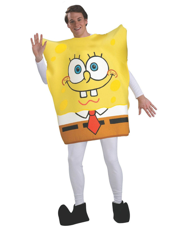 SpongeBob SquarePants Adult Costume - SpongeBob SquarePants Official Shop