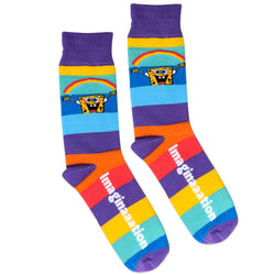 SpongeBob SquarePants Imagination Socks - SpongeBob SquarePants Official Shop