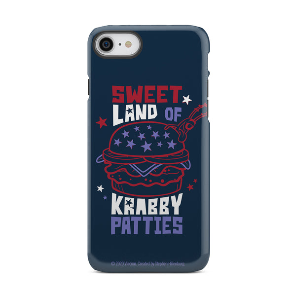 SpongeBob SquarePants The Krusty Krab Land of Krabby Patties Tough Phone Case