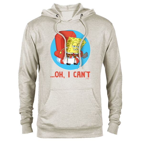 SpongeBob SquarePants Oh, I Can't Meme Lightweight Hooded Sweatshirt