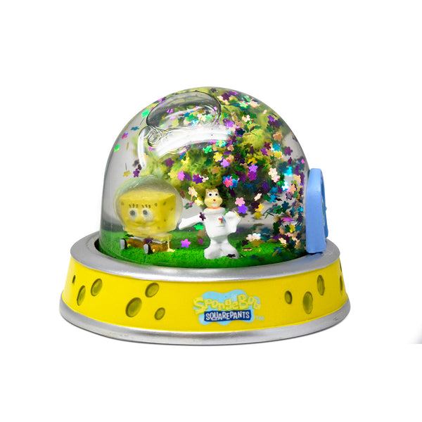 SpongeBob Sandy Snow Globe - SpongeBob SquarePants Official Shop