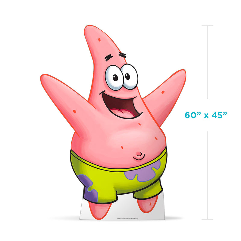 Patrick Standee - SpongeBob SquarePants Official Shop