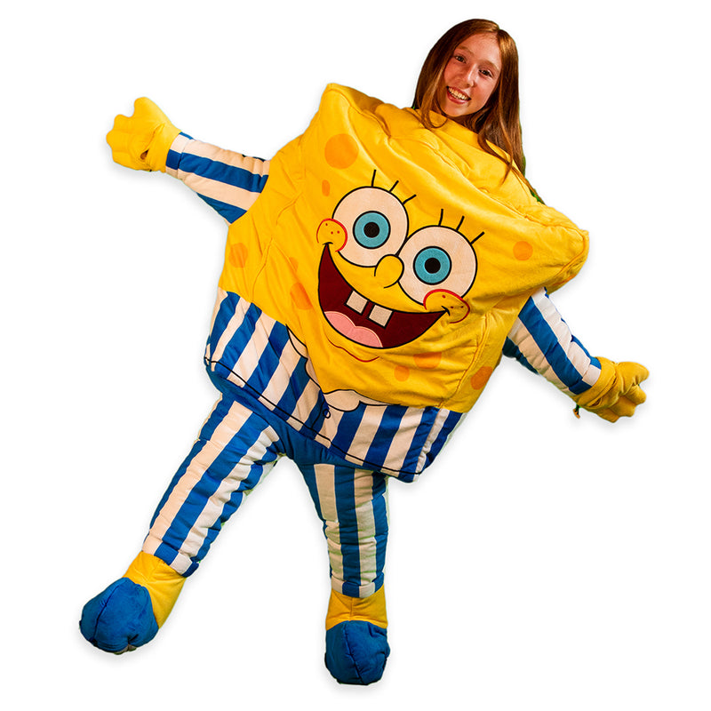 SpongeBob SquarePants Sleeping Bag - SpongeBob SquarePants Official Shop