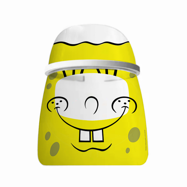 SpongeBob SquarePants Big Face Shield and Halo Bundle - SpongeBob SquarePants Official Shop