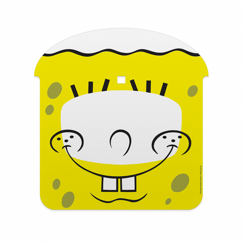 SpongeBob SquarePants Big Face Printed Pal Shield - SpongeBob SquarePants Official Shop