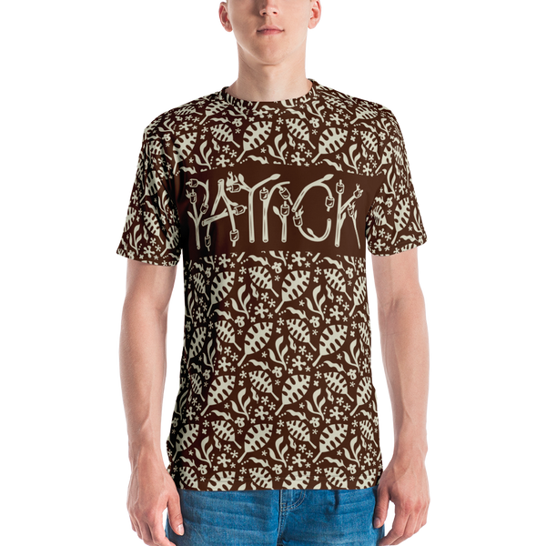 SpongeBob SquarePants Sponge on the Run Tiki Time Patrick Unisex Short Sleeve T-Shirt