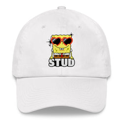SpongeBob SquarePants Heart Sunglasses Stud Embroidered Hat
