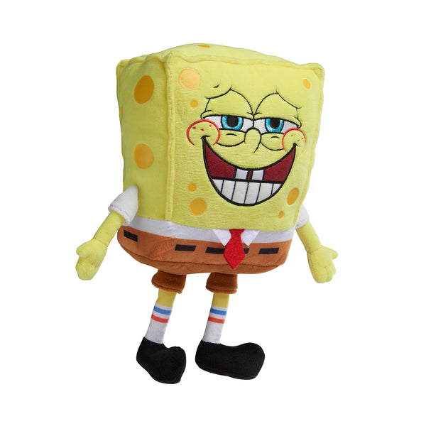 SpongeBob Exsqueeze Me Fart Plush - SpongeBob SquarePants Official Shop