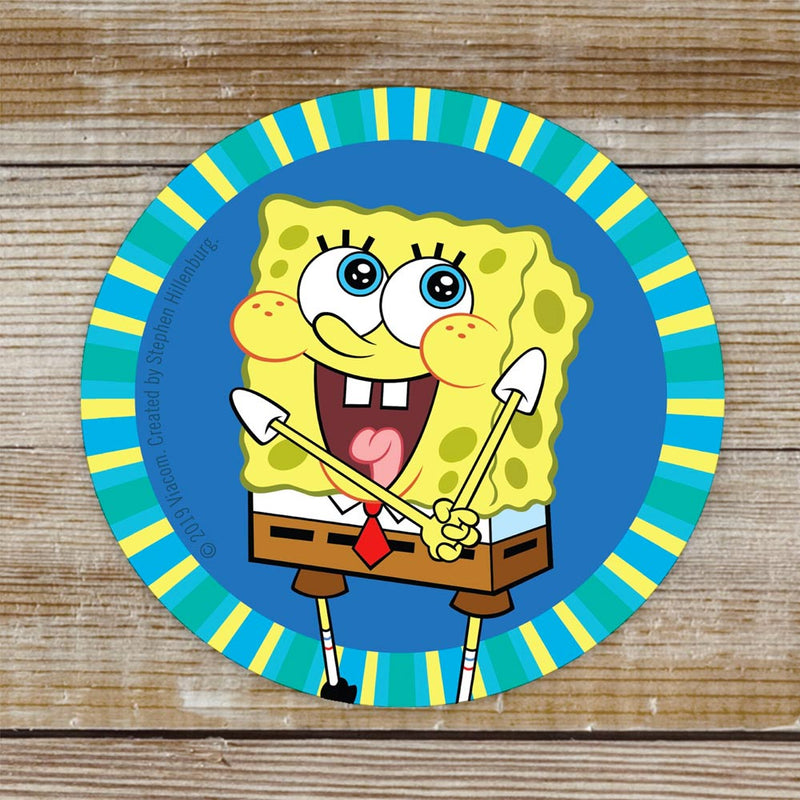 Spongebob Squarepants Stickers - SpongeBob SquarePants Official Shop