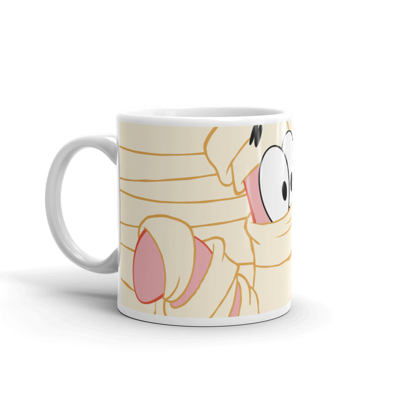 Patrick Halloween Mummified White Mug - SpongeBob SquarePants Official Shop