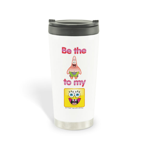 SpongeBob SquarePants Emoji Patrick to My SpongeBob Travel Mug