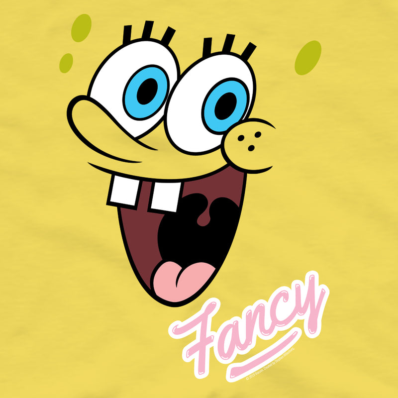 SpongeBob SquarePants Fancy Short Sleeve T-Shirt - SpongeBob SquarePants Official Shop