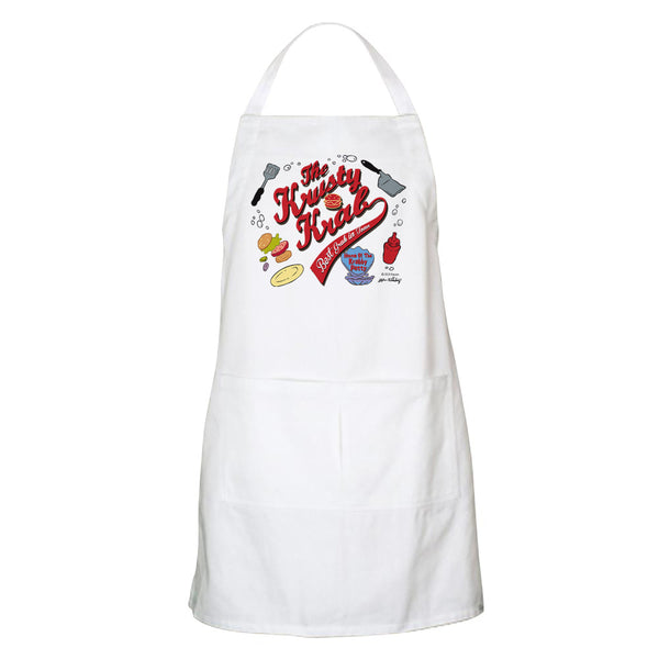The Krusty Krab Apron
