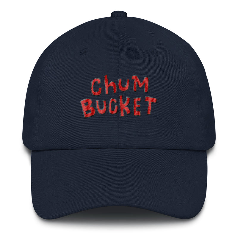 Chum Bucket Embroidered Hat - SpongeBob SquarePants Official Shop