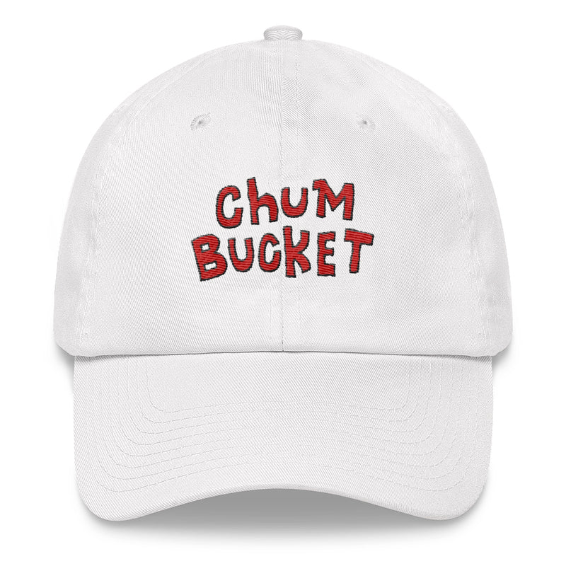 Chum Bucket Embroidered Hat