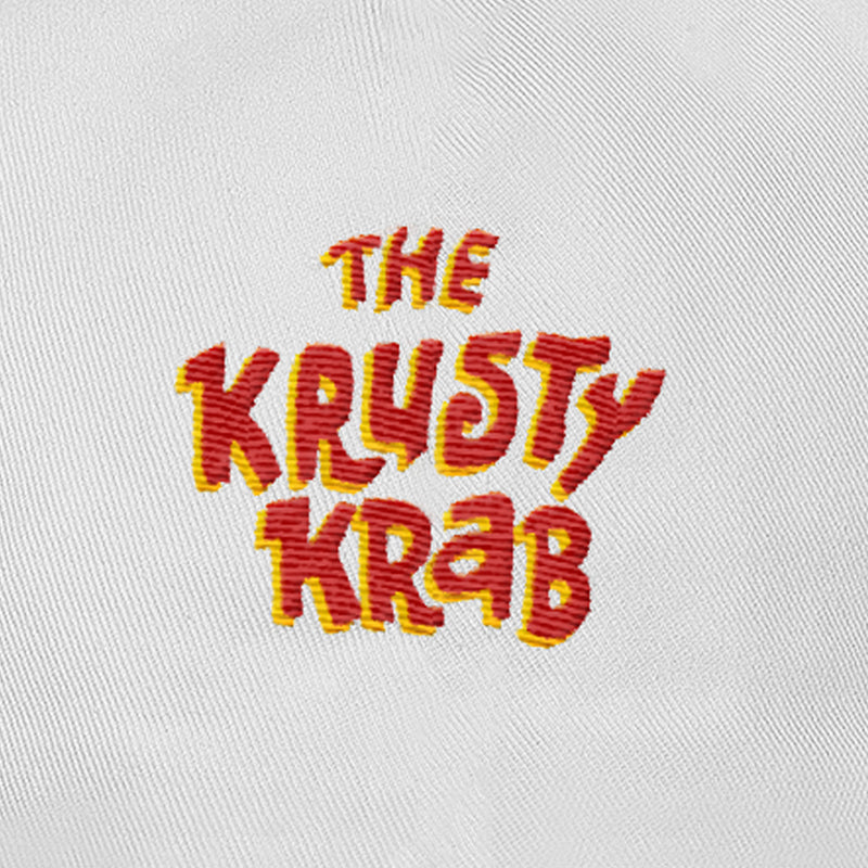 The Krusty Krab Embroidered Hat