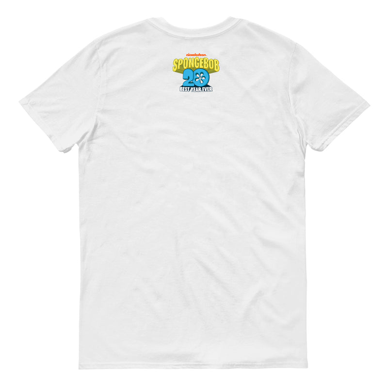 SpongeBob SquarePants Happy Short Sleeve T-Shirt - SpongeBob SquarePants Official Shop