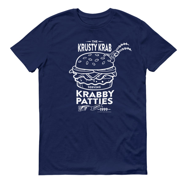 The Krusty Krab Short Sleeve T-Shirt
