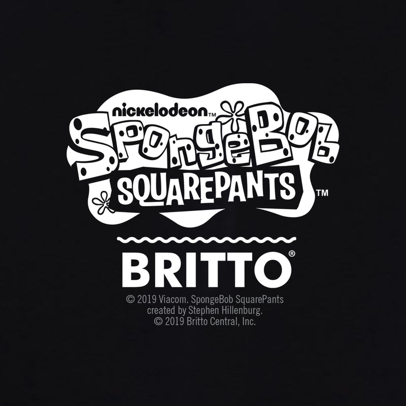 SpongeBob SquarePants Patrick Britto Adult Short Sleeve T-Shirt