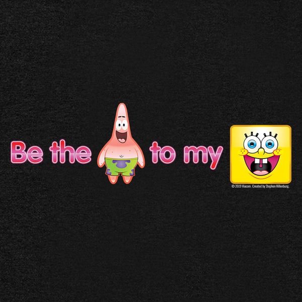 SpongeBob SquarePants Women's Emoji Patrick to my Spongebob Women's Long Sleeve T-Shirt