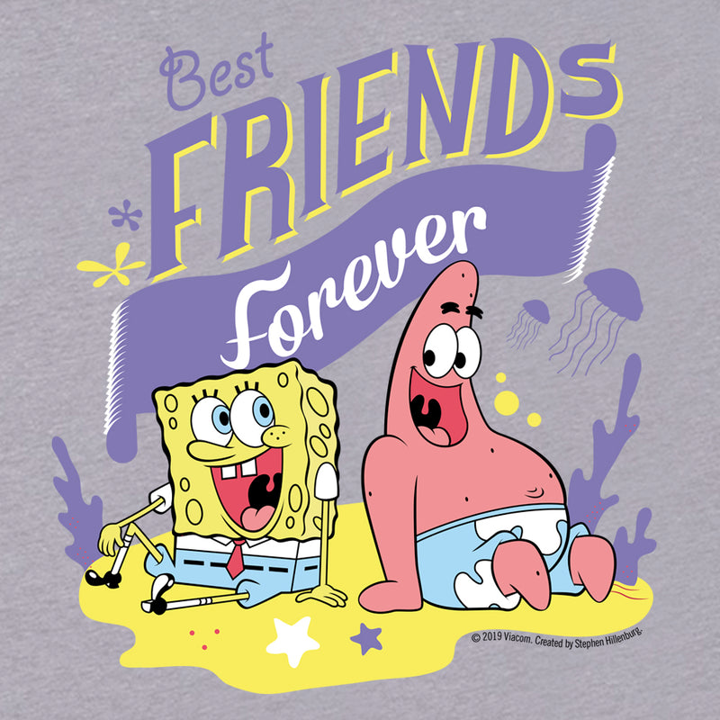 SpongeBob SquarePants Best Friends Women's Racerback Tank Top - SpongeBob SquarePants Official Shop