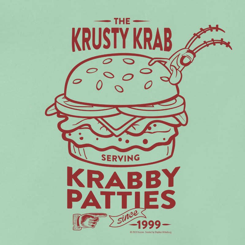 The Krusty Krab Women's Racerback Tank Top