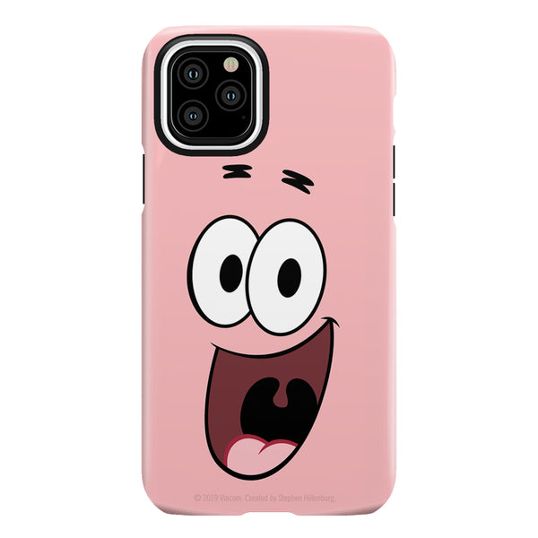 Patrick Big Face Tough Phone Case - SpongeBob SquarePants Official Shop