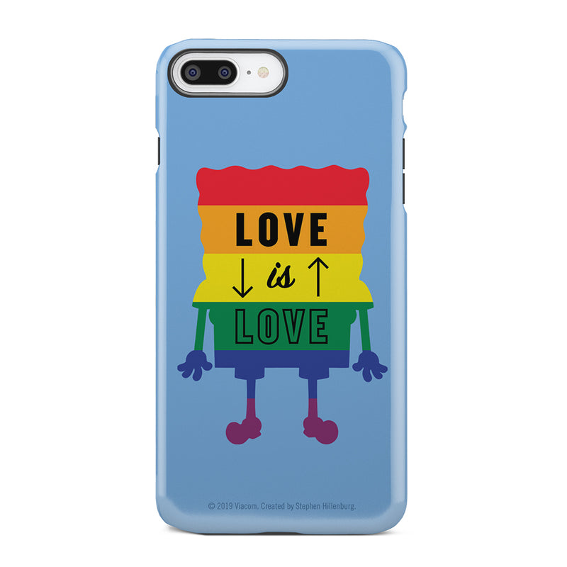 SpongeBob SquarePants Love is Love Tough Phone Case
