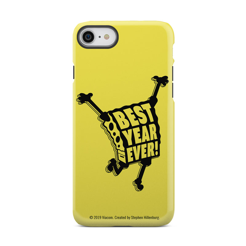 SpongeBob SquarePants Best Year EverTough Phone Case
