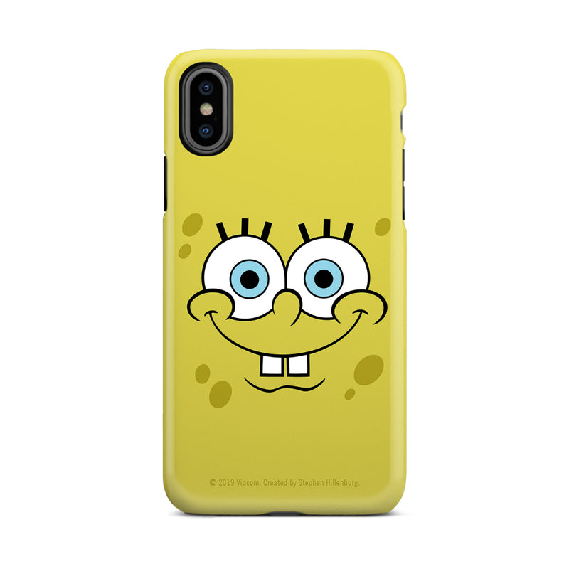 SpongeBob SquarePants Happy Face Tough Phone Case - SpongeBob SquarePants Official Shop