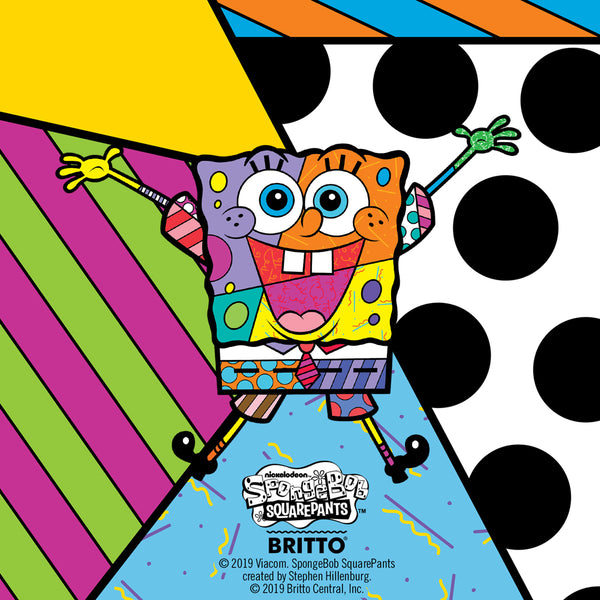 SpongeBob SquarePants Britto Tough Phone Case