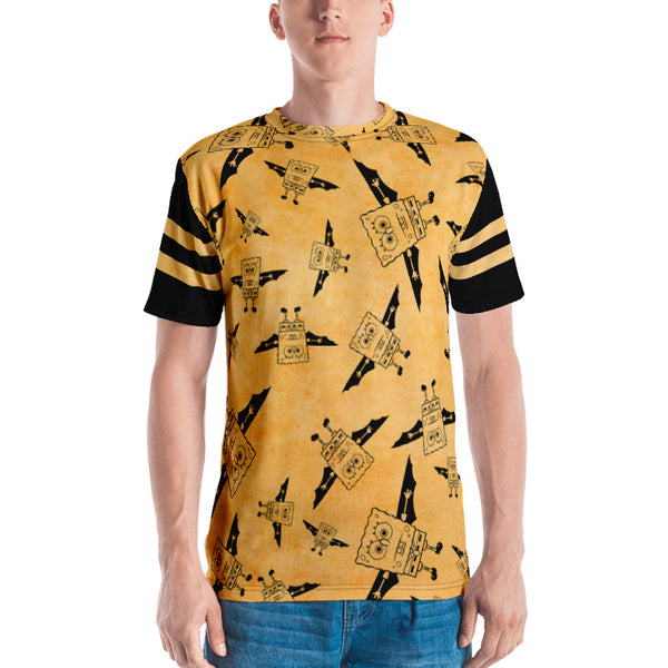 SpongeBob Bat Short Sleeve T-Shirt