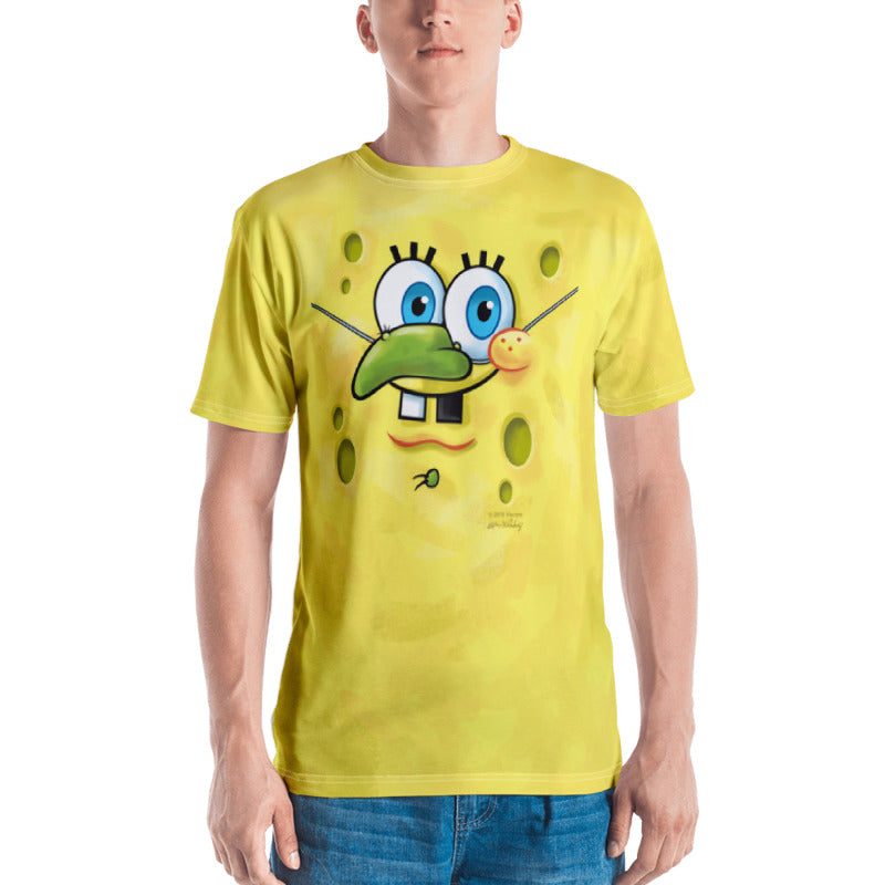 SpongeBob Halloween Edition Short Sleeve Costume T-Shirt